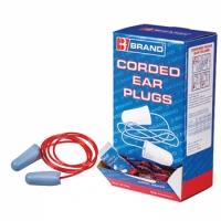 Kamšteliai ausims BRAND BBDCEP, su virvute